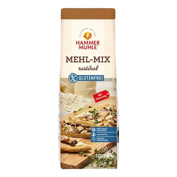 Hammermühle : Glutenfreier Mehl-Mix rustikal (1000g)