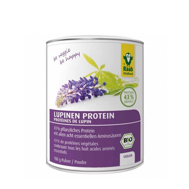 Bio Lupinen Protein Pulver von Raab (500g)