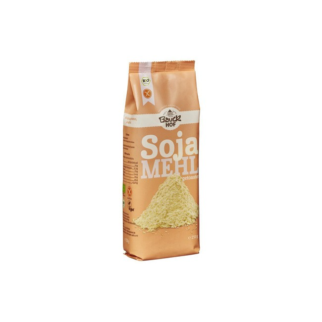Bauckhof glutenfreies Sojamehl bio 250g