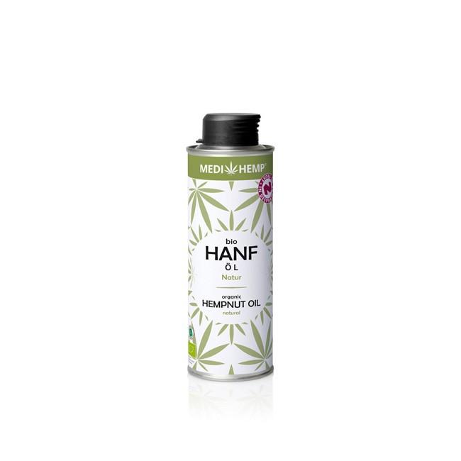 MediHemp Bio Hanföl (250ml)