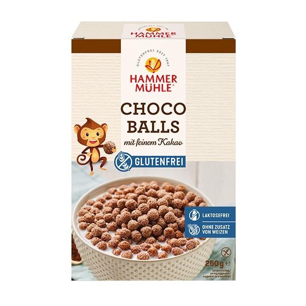 Hammermühle : Glutenfreie Mais Choco Balls (250g)