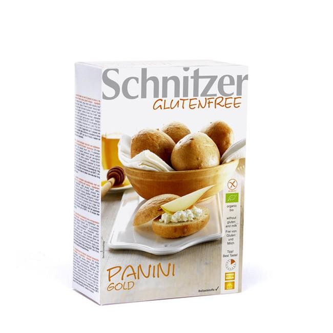 Schnitzer Bio Gold Paninis glutenfrei und laktosefrei 2x125g