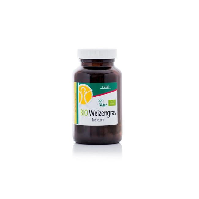 GSE Bio Weizengras Tabletten (240 Stk)