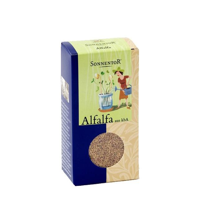 Bio Alfalfa Samen von Sonnentor (120g)