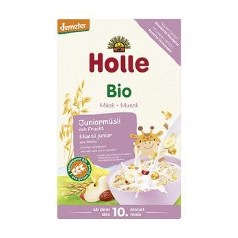 Holle : Bio Juniormüsli Mehrkorn mit Frucht, demeter (250g)