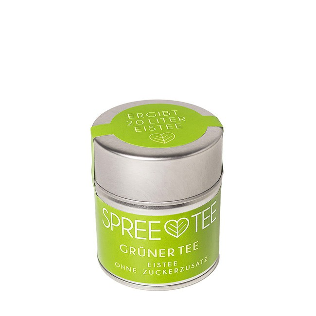 Eistee Grüner Tee von Spree Tee (45g)