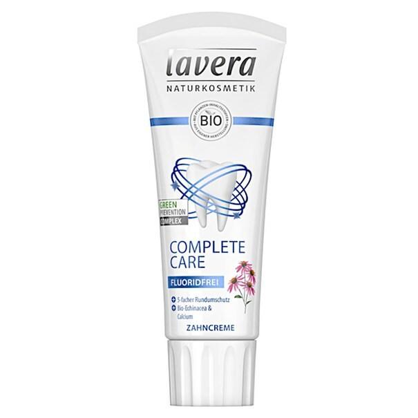 Lavera : Zahncreme Complete Care fluoridfrei (75ml)**