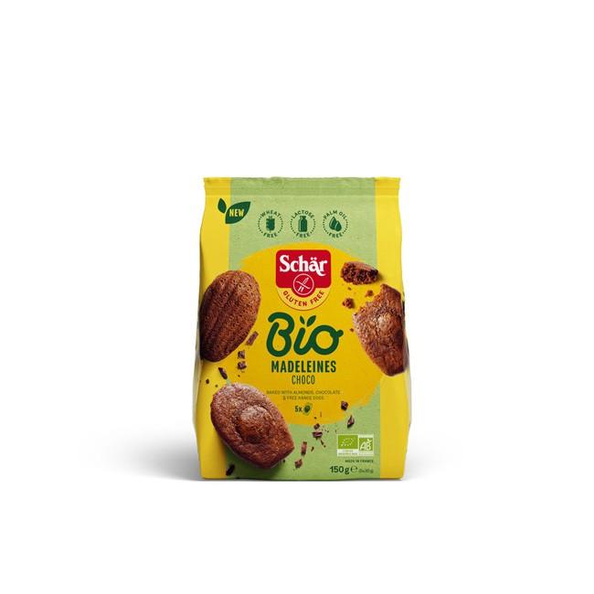 DSr. Schär Bio Madeleines Choco (150g)