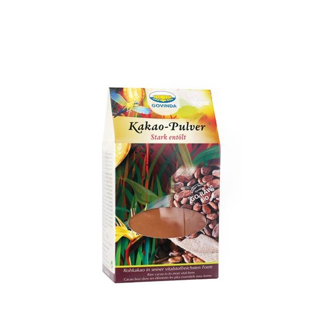 Govinda rohes Kakaopulver