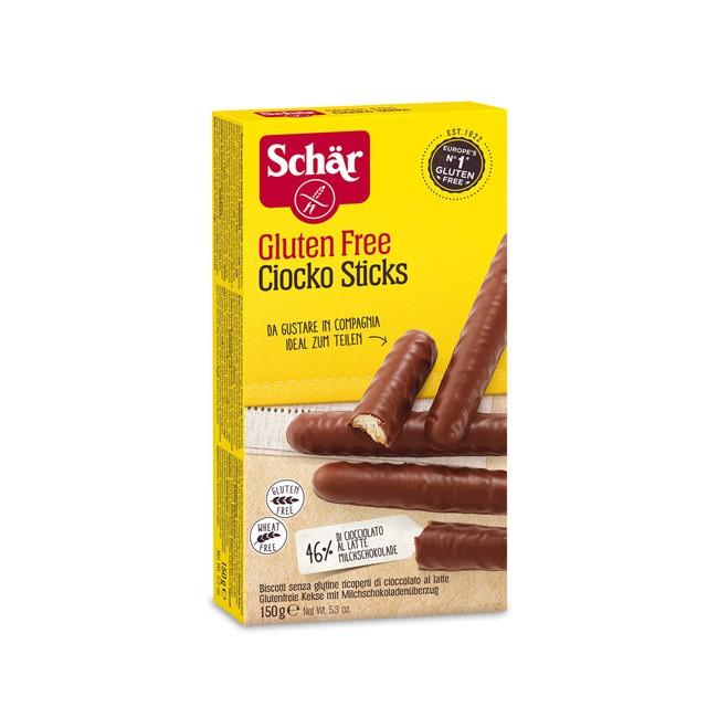 Dr.Schär Ciocko Sticks Glutenfrei 150g