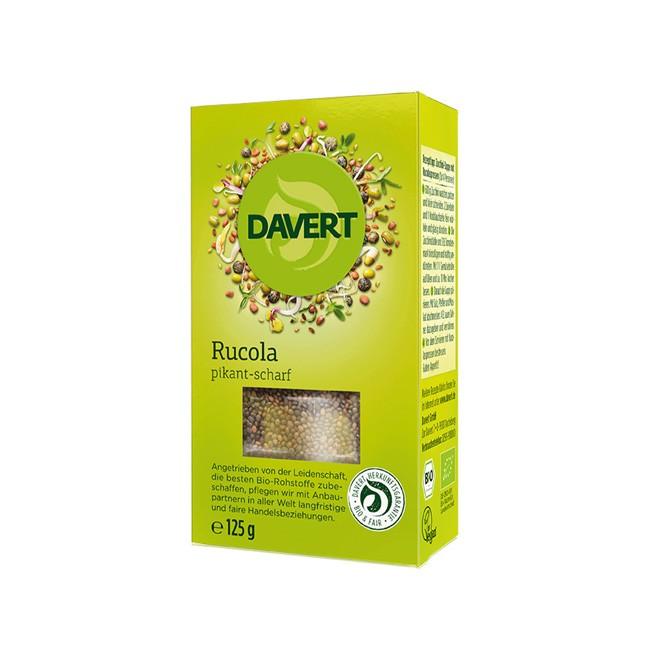 Bio Rucola Samen von Davert (125g)