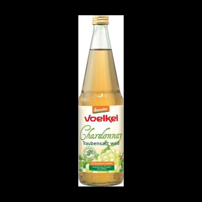 Voelkel-Traubensaft-Chardonnay