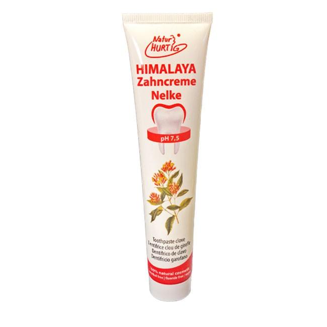NaturHurtig Himalaya Zahncreme Nelke, Fenchel, Zimt NEU