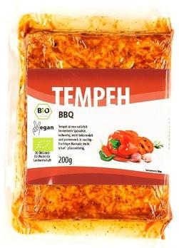 tempehmanufaktur : Soja-Tempeh BBQ, bio (200g)