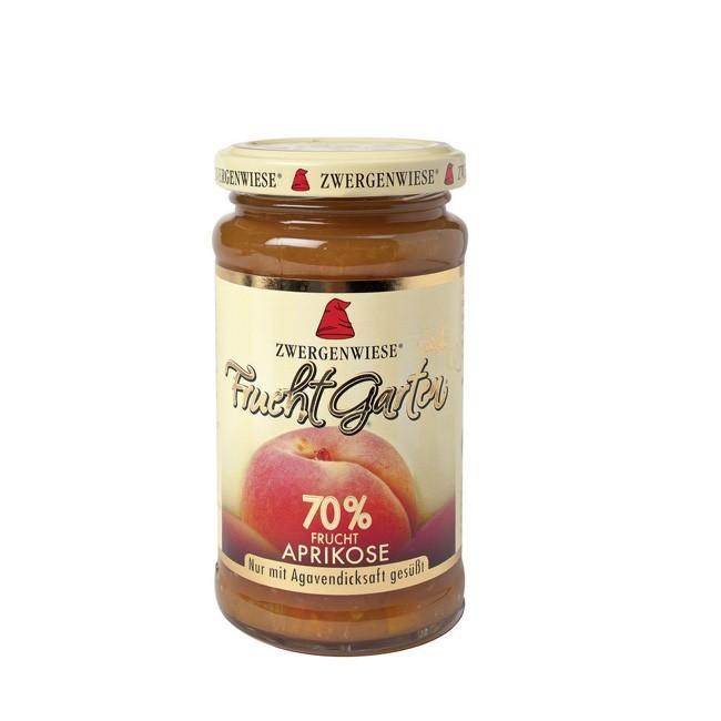 Zwergenwiese FruchtGarten mit Bio Aprikose 70% 225g