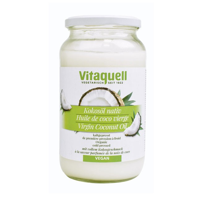 Vitaquell Bio Kokosoel 800g NEU