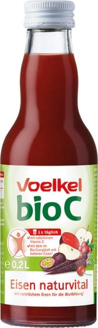 Voelkel : bioC Eisen Naturvital Saft, bio (0,2l)**