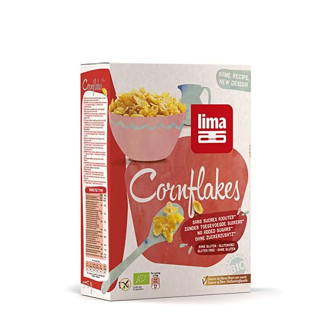 LIMA glutenfreie Cornflakes 375g
