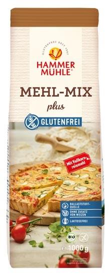 Hammermühle: Mehl-Mix, glutenfrei und bio (1000g)