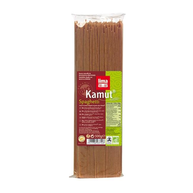 Bio Kamut Spaghetti von Lima (500g)