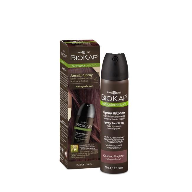BioKap : Ansatzspray mahagonibraun (75ml)