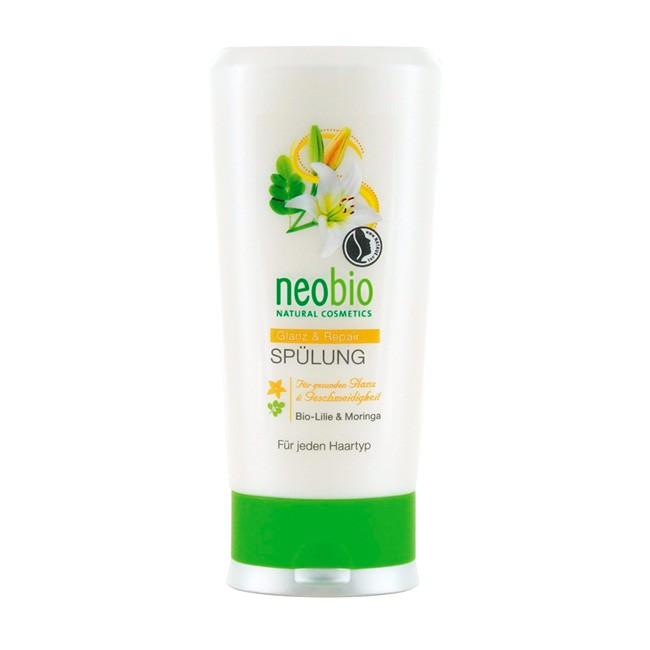 Glanz & Repair Haarspülung von Neobio 150ml vegan und NATRUE zertifiziert