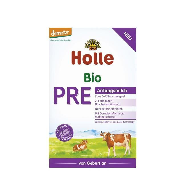Holle : Bio PRE Anfangsmilch Demeter (400g)