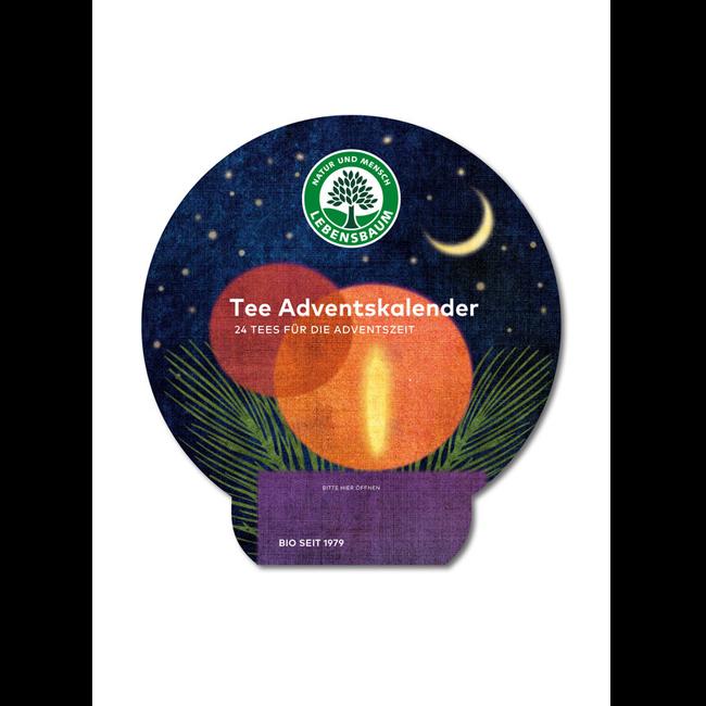 Lebensbaum Aventkalender Tee 24 Btl. bio