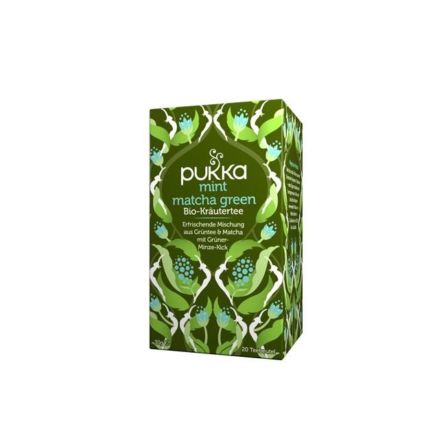 Pukka Bio Tee Mint Matcha Green (20 Beutel)