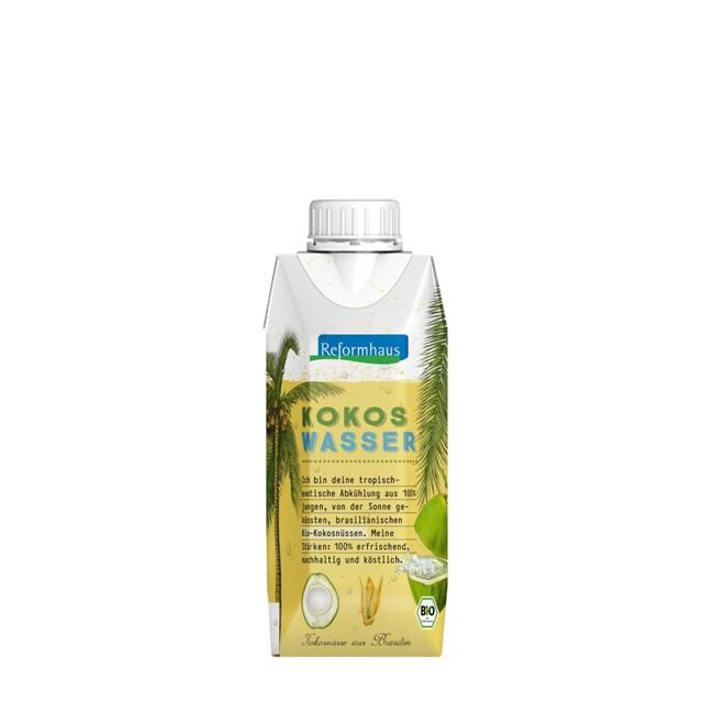 Reformhaus : Kokoswasser, bio (330ml)