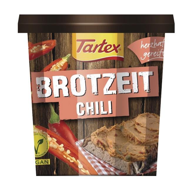 Bio Pastete mit Chili von Tartex (125g)