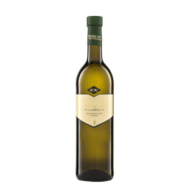 Riegel Grauer Burgunder Feueropal Knobloch 750ml Deutscher Qualitätswein für Fischgerichte geeignet Jahrgang 2013 Bio Vegan