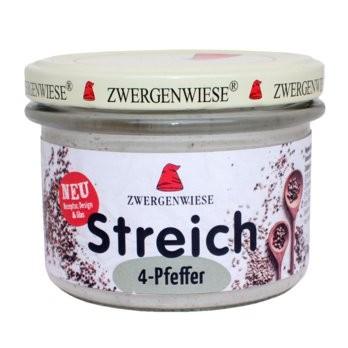 Zwergenwiese : 4-Pfeffer Streich, bio (180g)