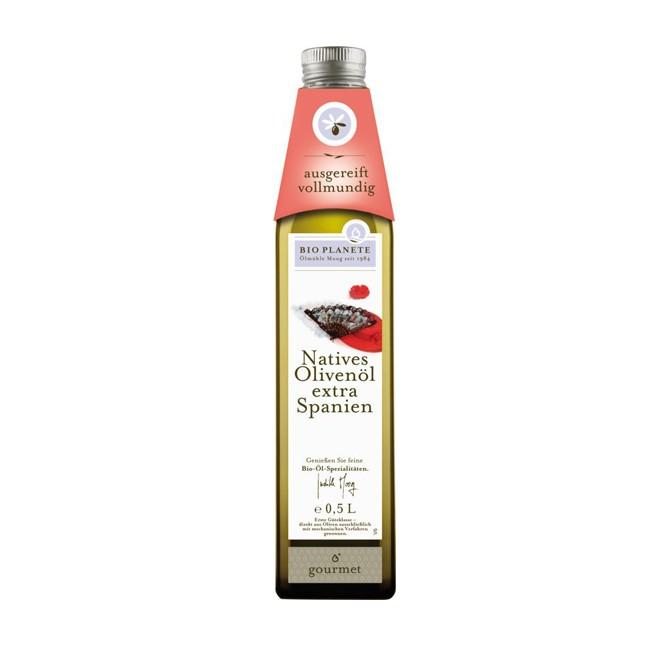 Bio Planète Olivenöl aus Spanien nativ extra ausgereift bio 500ml