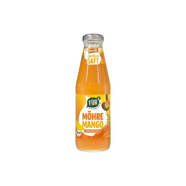 Voelkel: FÜR Möhre-Mango, demeter (500ml)