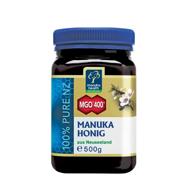 Manuka-Honig-MGO400-500g