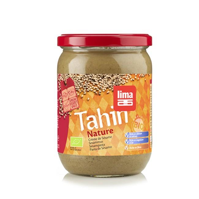 Lima bio Tahin ohne Salz liefert Phophor, Lezithin und ungesättigte Fettsäuren geeignet für asiatische Gerichte