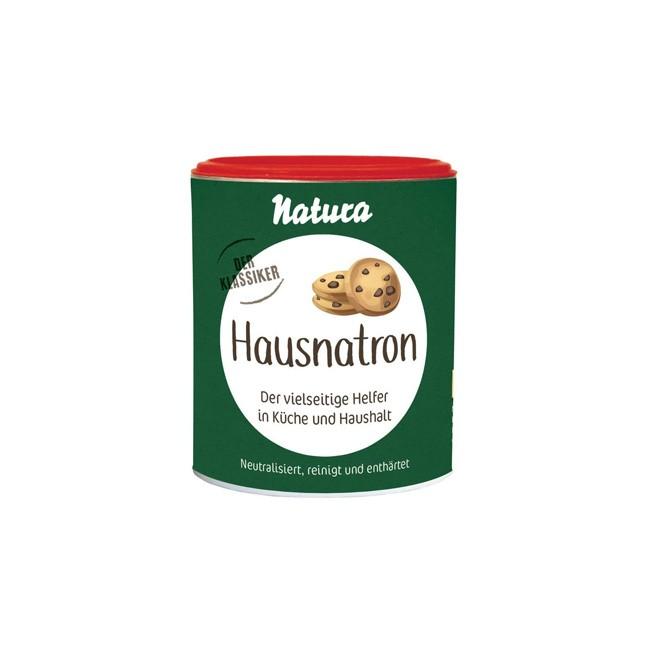 Natura: Hausnatron zum Neutralisieren, Enthärten und Reinigen (250g)
