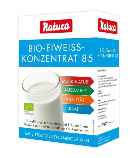 Natura : Bio Eiweißkonzentrat 85 (200g)