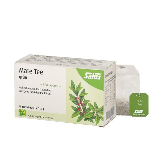 Salus Bio Mate Tee - grün (15 Beutel)