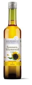 Bio Planète : Sonnenblumenöl nativ, bio (500ml)