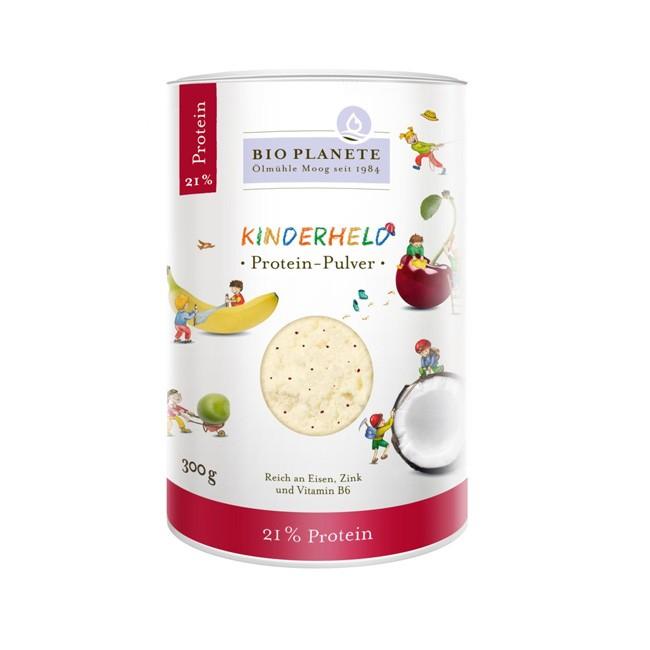 Kinderheld Proteinpulver - Bio Frühstück von Bio Planete (300g)