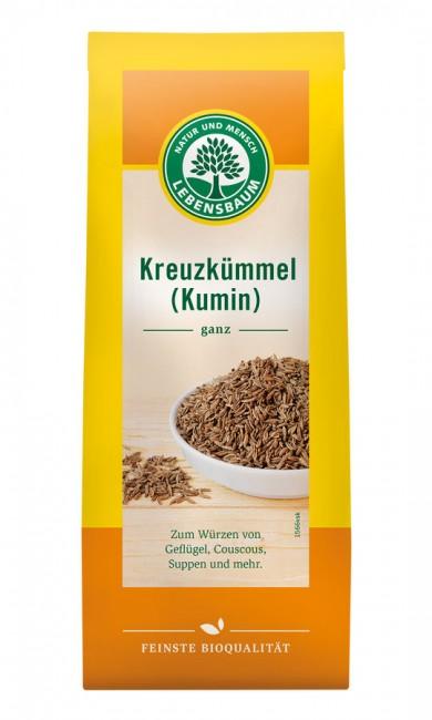 Lebensbaum : Kreuzkümmel ganz - Kumin, bio (40g)