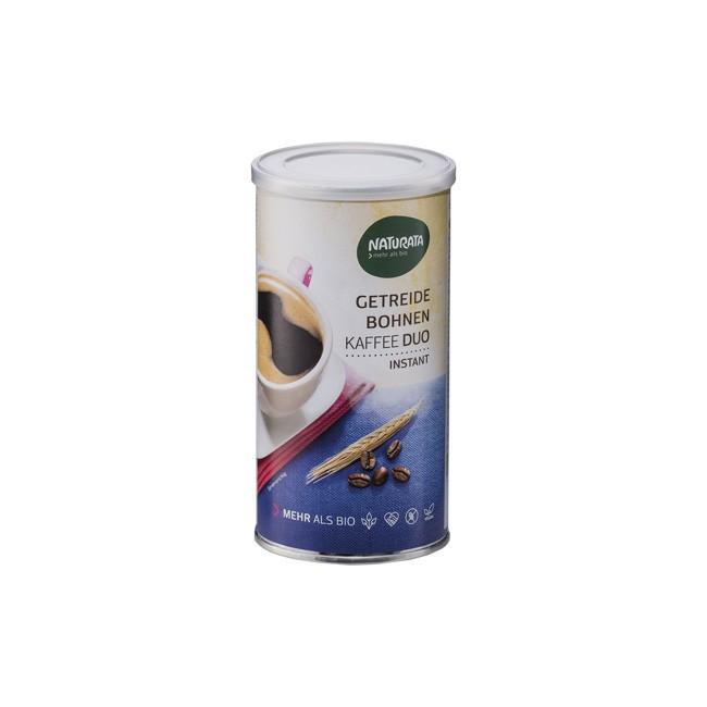 Naturata Getreide Bohnenkaffee Duo Instant, bio (100g)