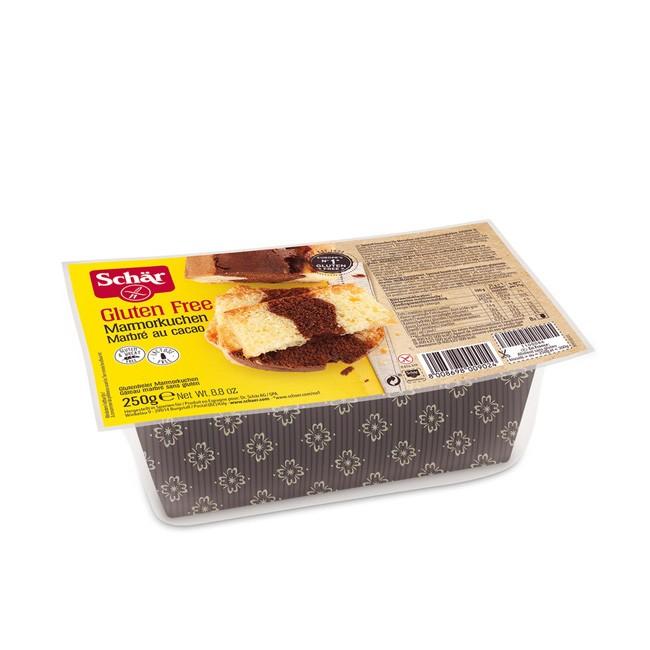 Glutenfreier Marmorkuchen von Dr. Schär (250g)