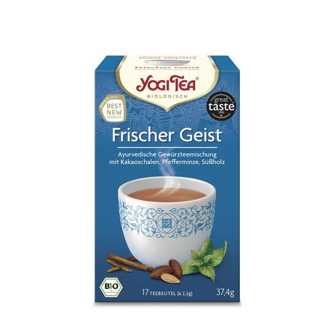 Yogi Tea Frischer Geist bio (17 Beutel)
