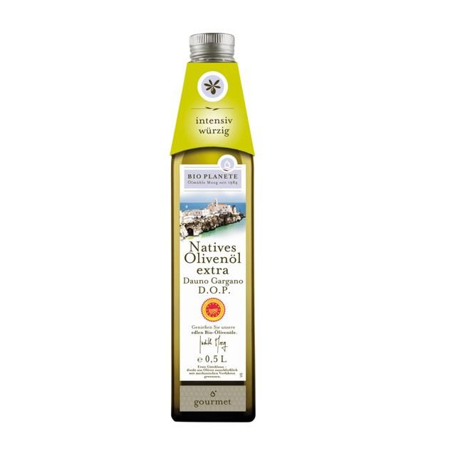 Olivenöl nativ extra von Bio Planete (500ml)