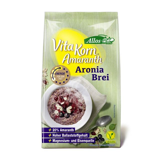 Allos Vita Korn Aronia Amaranth Brei (400g)