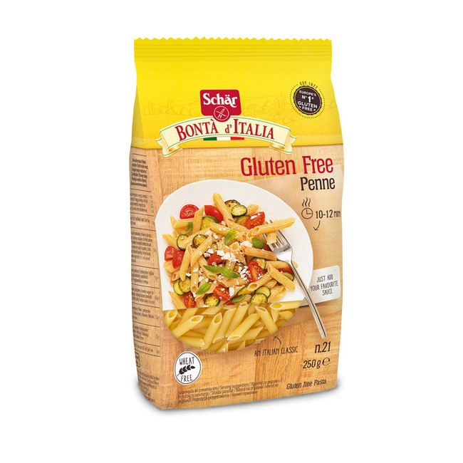 Glutenfreie Pasta Penne Lisce von Dr. Schär (500g)