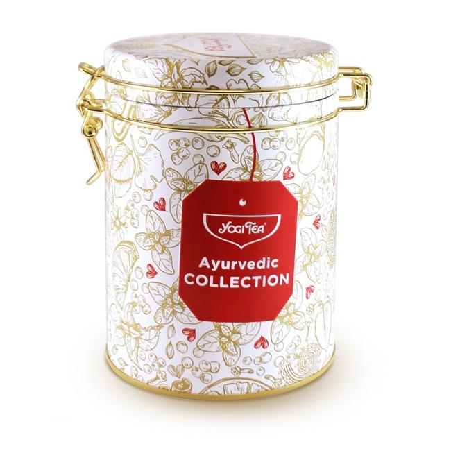 "YogiTea : Geschenkdose ""Ayurvedic Collection"""